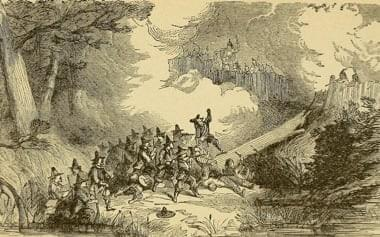 The Great Swamp Fight