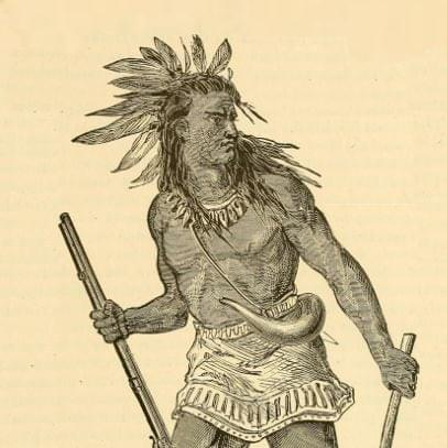 Chief Pontiac of the Odawa